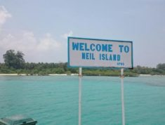 Neil Island in Andaman