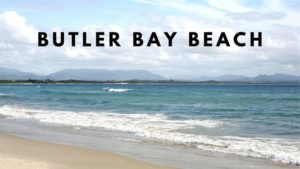 Butler Bay Beach